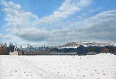Winter in Glen Tanar 2