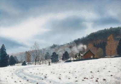 Winter in Glen Tanar 3