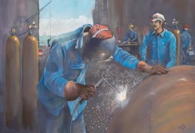 North Sea Welders