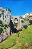 Ronda by John Rowland, Painting, Oil on Board